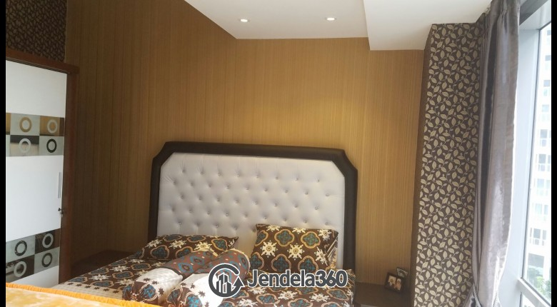 Bedroom The Mansion Kemayoran Jasmine 2BR View City Apartment