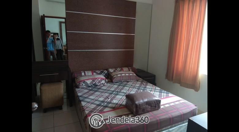 Bedroom Apartemen Sudirman Park Apartment 1BR Tower B