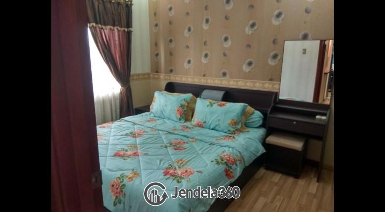 Bedroom Apartemen Sudirman Park Apartment 2BR Fully Furnished