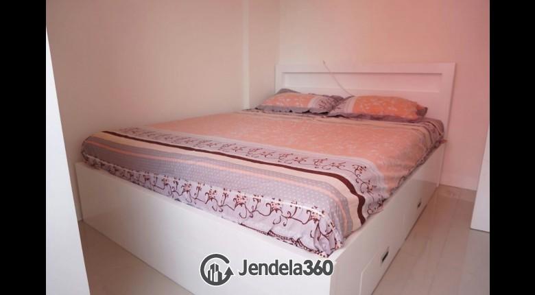 Bedroom Apartemen Green Pramuka City Apartment 2BR Fully Furnished