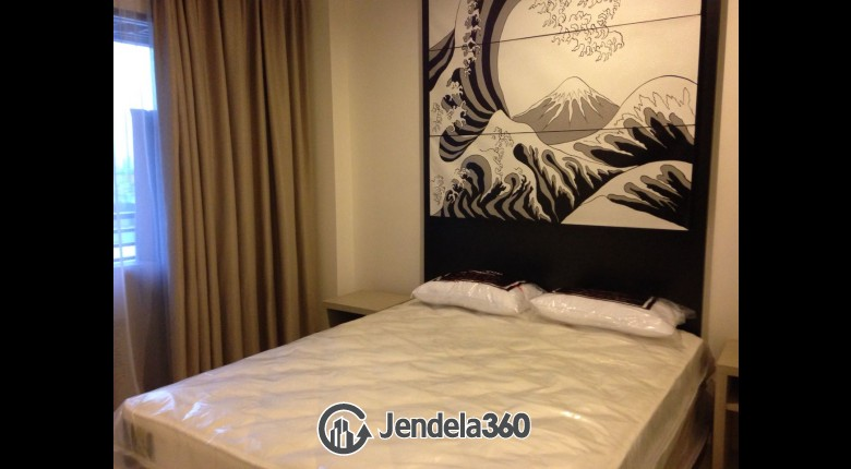 Bedroom GP Plaza Apartment 2BR Fully Furnished