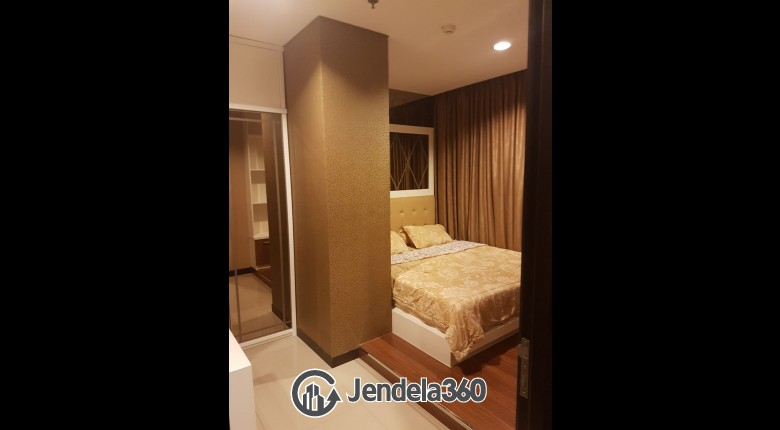 Bedroom GP Plaza Apartment 2BR View City Apartment