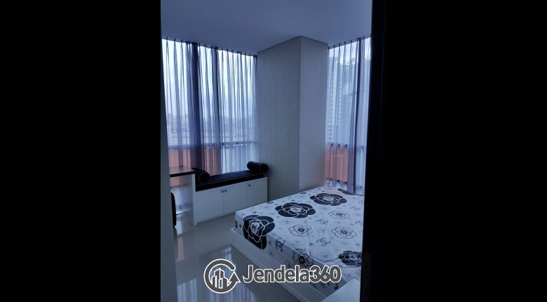Bedroom Apartemen GP Plaza Apartment 2BR Fully Furnished