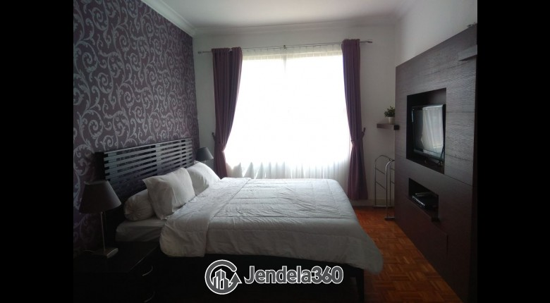 Bedroom Apartemen Batavia Apartment