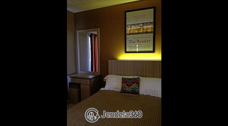 Bedroom Taman Sari Semanggi Apartment Studio View City