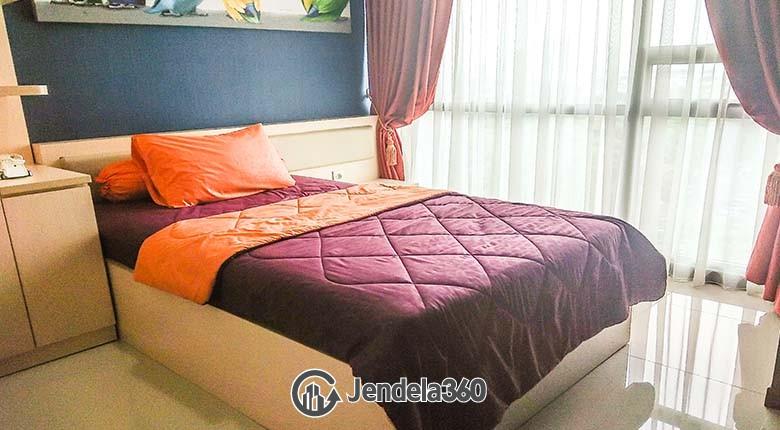 Bedroom Apartemen ST Moritz Apartment 2BR Fully Furnished