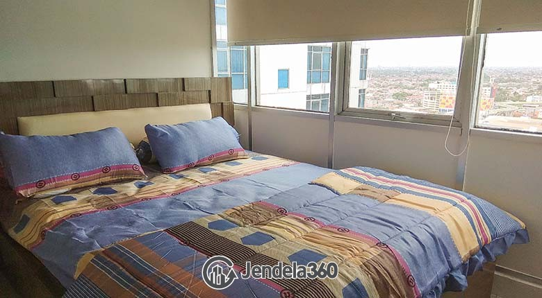 Bedroom Pakubuwono Terrace 2BR Fully Furnished