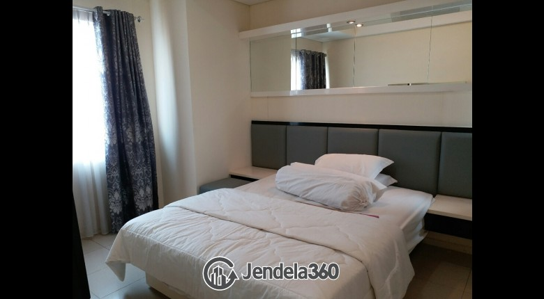 Bedroom Cosmo Terrace - Thamrin City 2BR Tower Cosmo Terrace Apartment