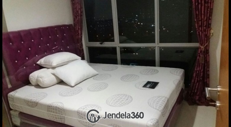 Bedroom Apartemen The Mansion Kemayoran Bougenville 2BR Tower Emerald