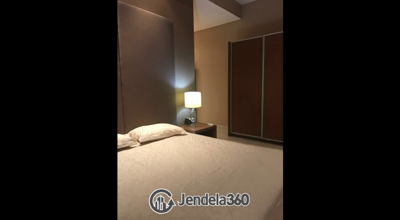 Bedroom Apartemen Kuningan Place Apartment
