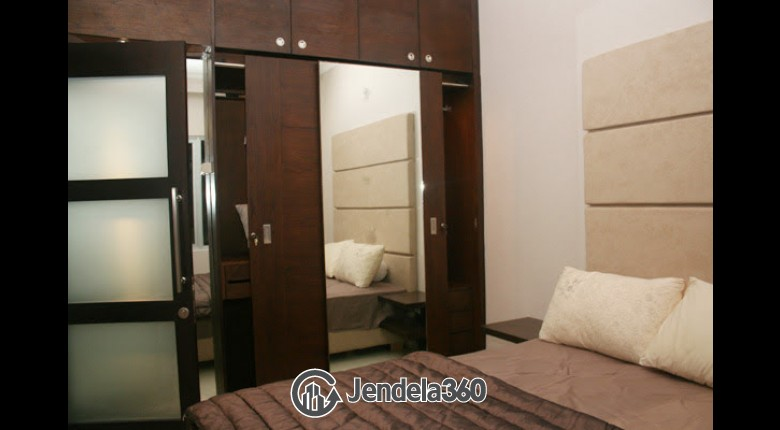 Bedroom Sudirman Park Apartment