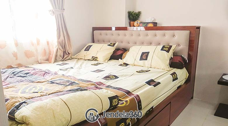Bedroom Apartemen Bassura City Apartment 2BR Fully Furnished