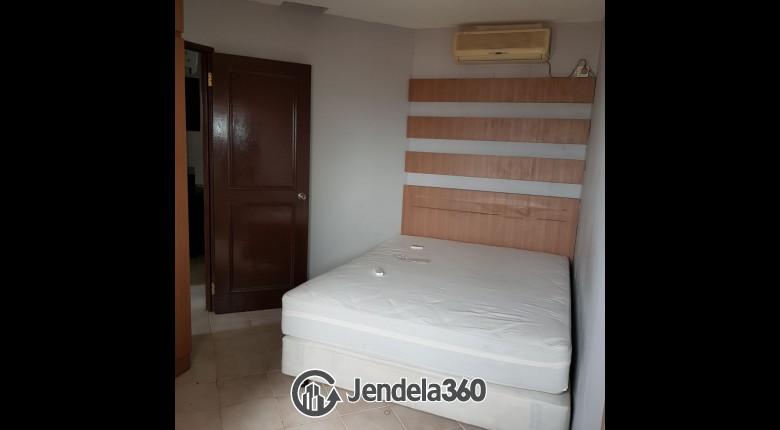 Bedroom Apartemen Mediterania Gajah Mada Apartment 3BR Semi Furnished