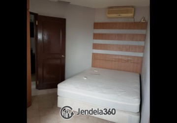 Mediterania Gajah Mada Apartment 3BR Semi Furnished