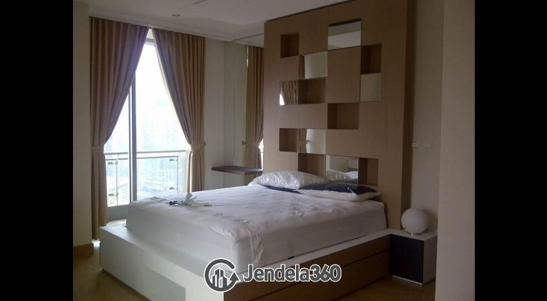 Bedroom Residence 8 Senopati 2BR View City Apartment