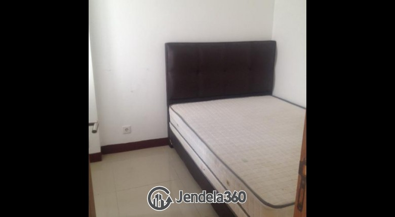 Bedroom Bintaro Park View 2BR Fully Furnished
