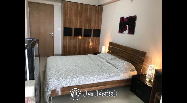 Bedroom Bintaro Park View Studio Tower A