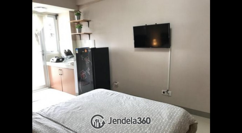 Bedroom Bintaro Park View Apartment