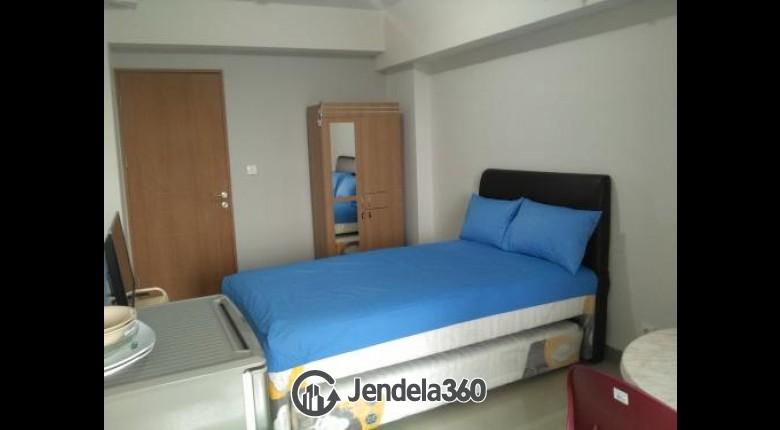 Bedroom Bintaro Park View Studio Fully Furnished