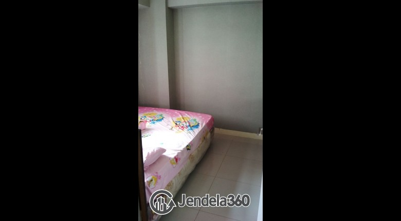 Bedroom Apartemen Green Pramuka City Apartment