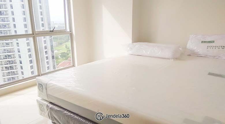 Bedroom The Mansion Kemayoran Bougenville 1BR Fully Furnished
