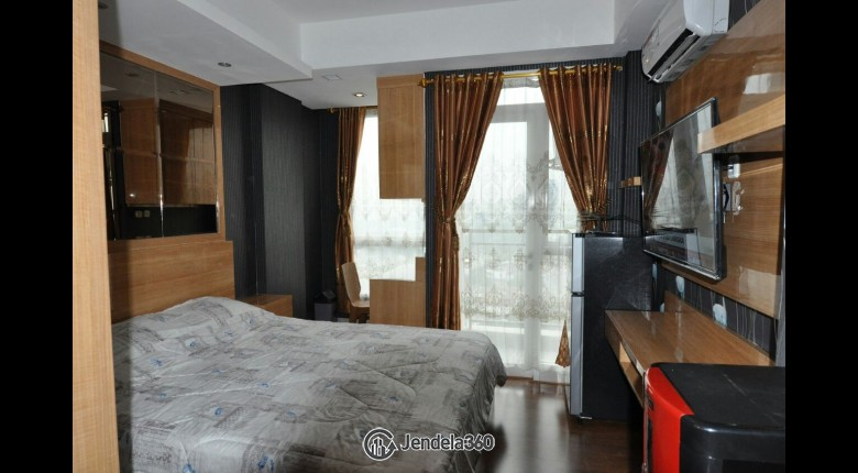 Bedroom Elpis Residences Apartment Studio Fully Furnished Apartment