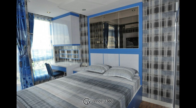 Bedroom Elpis Residences Apartment Studio Tower B Apartment