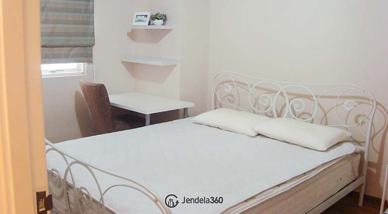 Bedroom Kebagusan City Apartment 2BR Fully Furnished Apartment