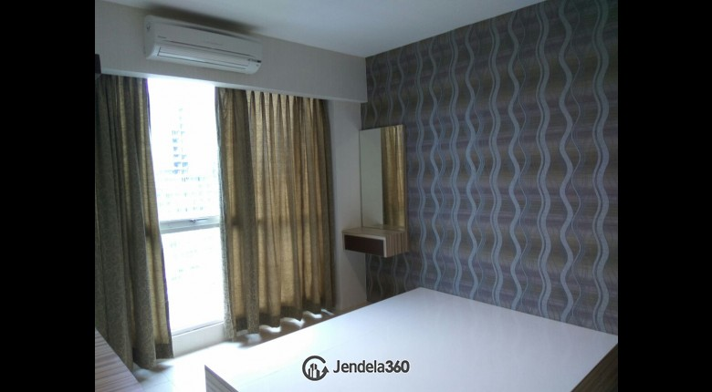 Bedroom Tifolia Apartment 2BR Fully Furnished