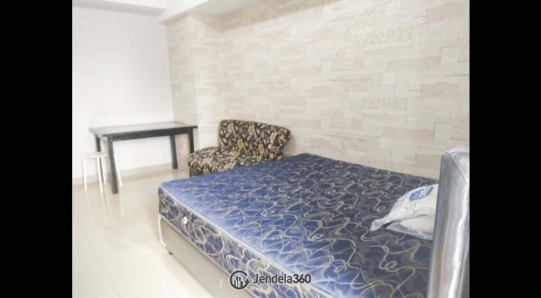 Bedroom Apartemen Bintaro Park View Studio View City