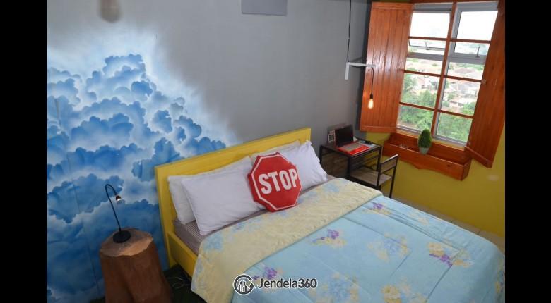 Bedroom Pancoran Riverside Apartment