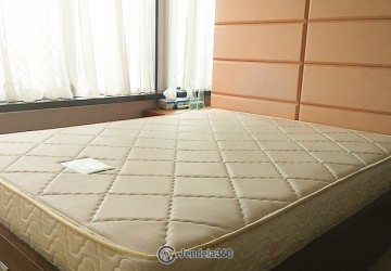 Bedroom Sudirman Park Apartment 2BR Tower amarilis Apartment