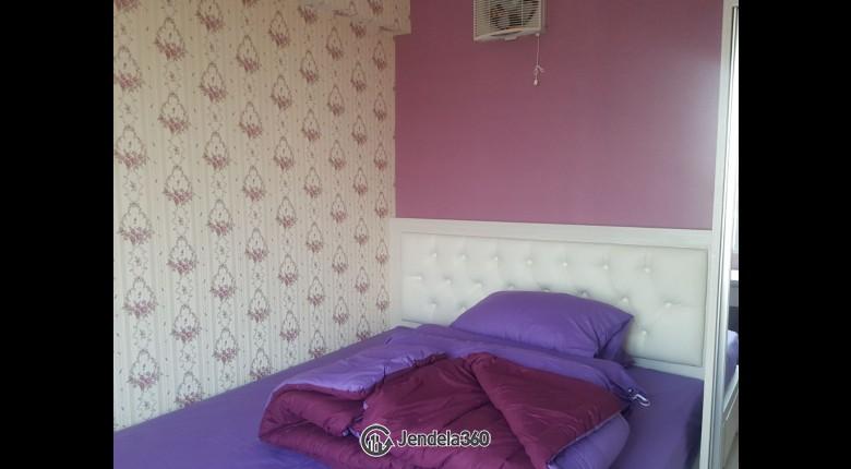 Bedroom Apartemen Bassura City Apartment 2BR Fully Furnished