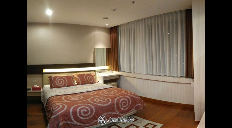 Bedroom Permata Hijau Residences 2BR Fully Furnished