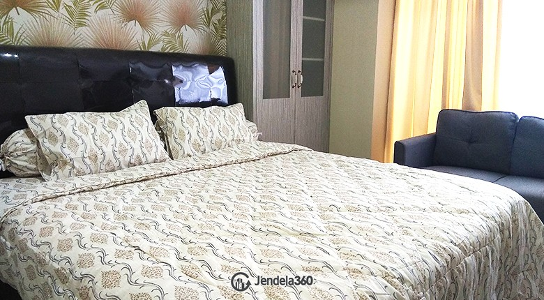 Bedroom The Mansion Kemayoran Jasmine 2BR Fully Furnished