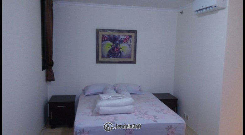 Bedroom Taman Rasuna Apartment 2BR Fully Furnished Apartment