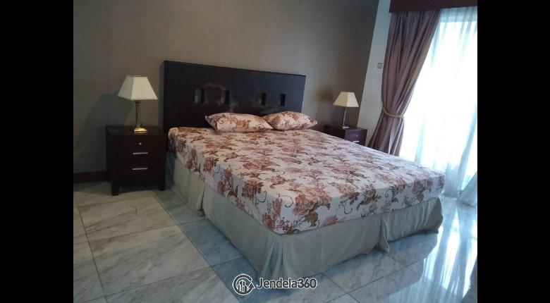 Bedroom Apartemen Pavilion Apartment 2BR Fully Furnished