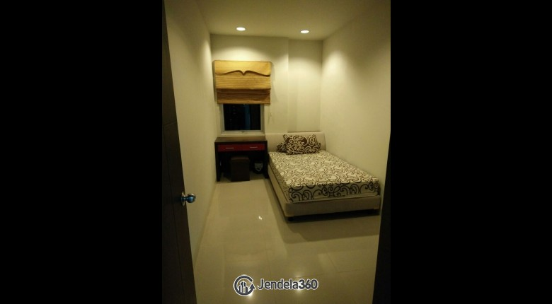 Bedroom Apartemen Cosmo Mansion - Thamrin City