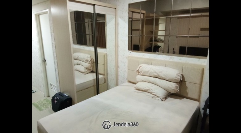 Bedroom Apartemen Metro Park Residence 1BR Fully Furnished