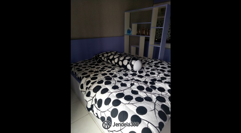 Bedroom Apartemen City Light Apartment Studio Fully Furnished