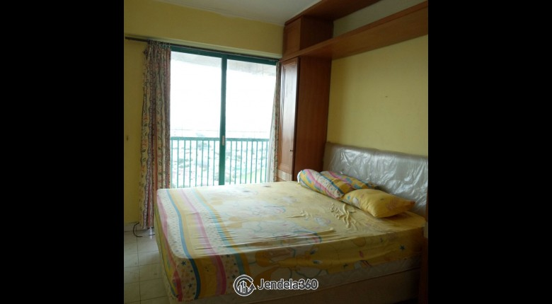 Bedroom Graha Cempaka Apartment 2BR Fully Furnished