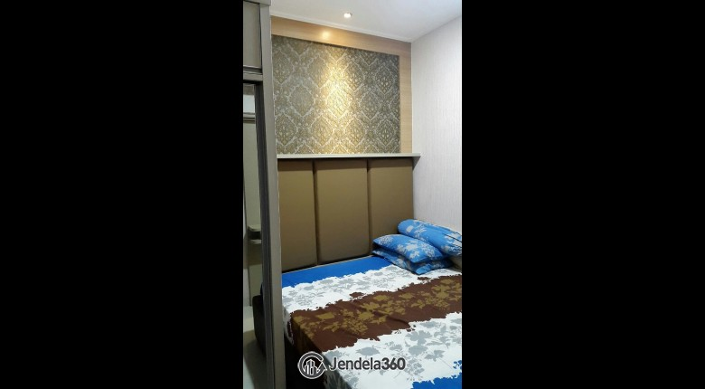 Bedroom The Mansion Kemayoran Bougenville 1BR Fully Furnished