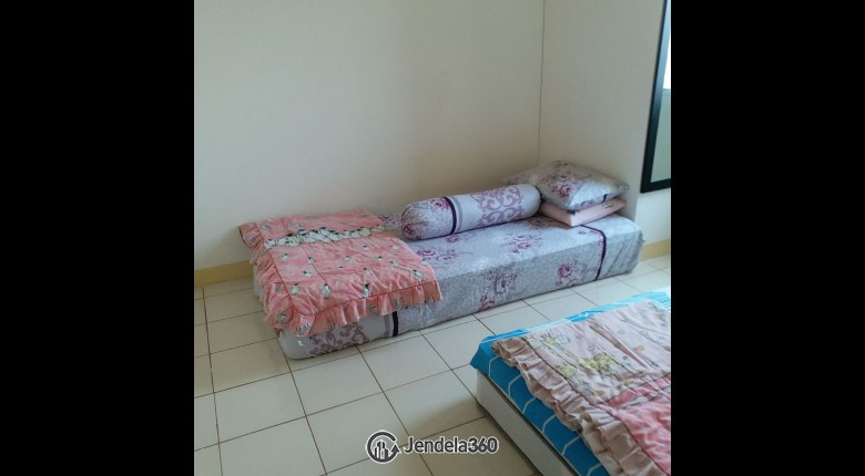 bedroom Puri Park View Apartment