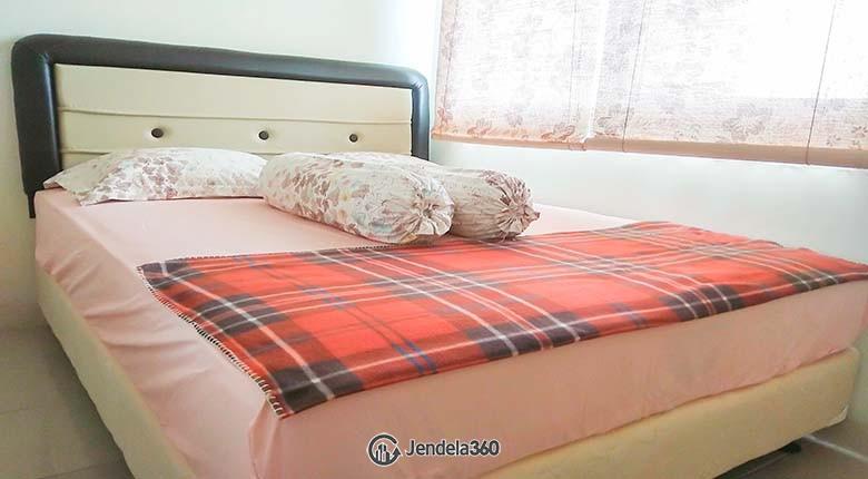Bedroom Apartemen Pakubuwono Terrace 2BR Fully Furnished