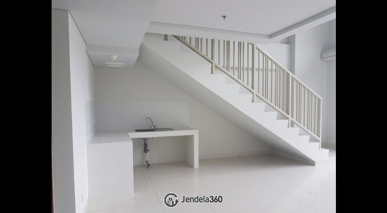Bedroom Soho Pancoran Apartment 1BR Non Furnished Apartment