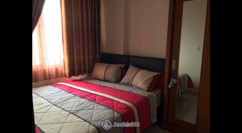 Bedroom Apartemen Westmark Apartment 2BR View cty