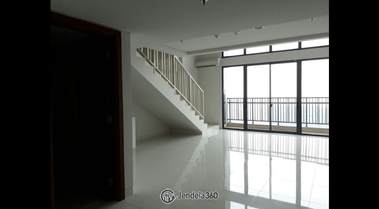Bedroom Apartemen Soho Pancoran Apartment 2BR Semi Furnished