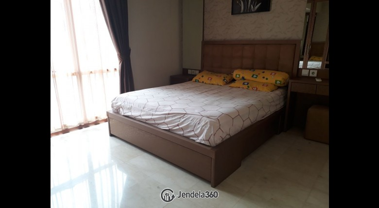 Bedroom Royal Mediterania Garden Residence 3BR Fully Furnished