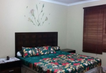 Permata Senayan Apartment 2BR Tower 1