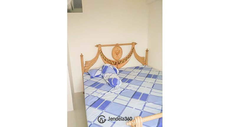 Bedroom Bassura City Apartment 2BR Fully Furnished Apartment